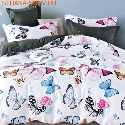 CJA-4-032 АЛЬВИТЕК постельное белье Сатин Жаккард 2-спальное (фото)
