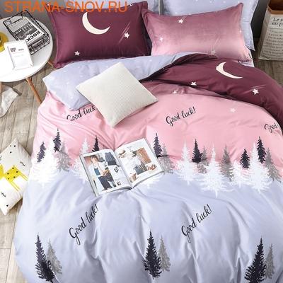 DF01-305 постельное белье микросатин Dream Fly 1,5-спальное (фото)