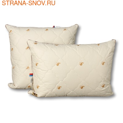 Подушка верблюжья шерсть Сахара SN-Textile 68х68