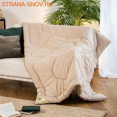 Одеяло верблюжья шерсть Сахара Alvitek Микрофибра легкое 172х205