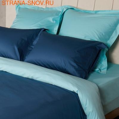 BL-18 SailiD постельное белье хлопок Сатин двухцветный 2сп (фото)