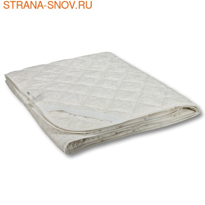 Наматрасник на резинках овечья шерсть Стандарт 160х200
