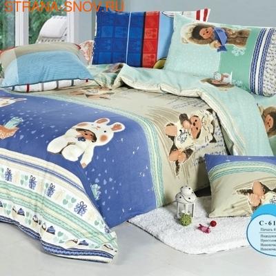 Наматрасник на резинках холфит Стандарт 90х200