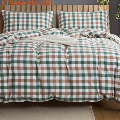 N-005 SailiD постельное белье Сатин Органик Евростандарт (фото)