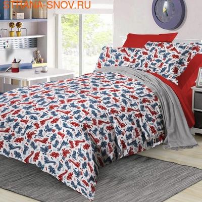 A-138 SailiD постельное белье Поплин 1,5-спальное (фото)