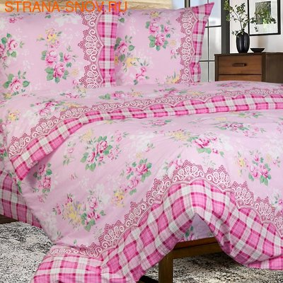 501 Экзотика постельное белье хлопок Поплин 2-спальное (фото)