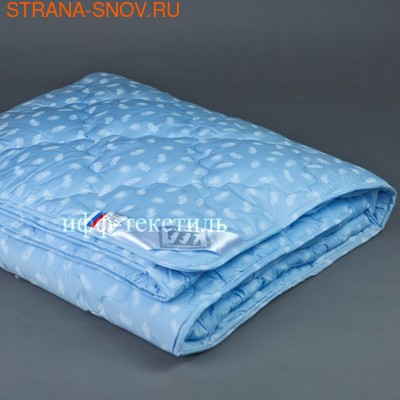 Одеяло Лебяжий пух тик SN-Textile 140х205 всесезонное
