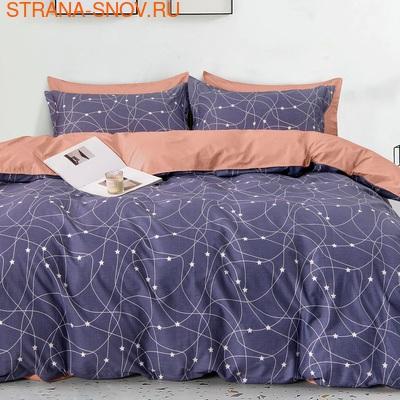 BL-13 SailiD постельное белье Сатин биколор 1,5-спальное (фото)