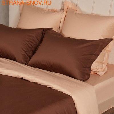 BL-03 SailiD постельное белье хлопок Сатин двухцветный семейное (фото)