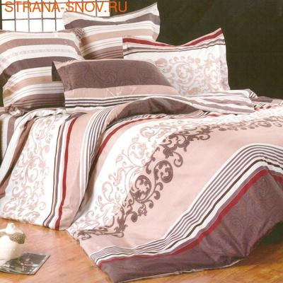 J-07A SailiD постельное белье поплин с кружевом 2-спальное (фото)