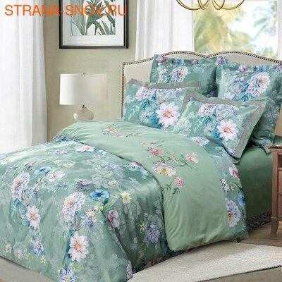 TJ111-35 Cristelle постельное белье Сатин Жаккард Евростандарт (фото)