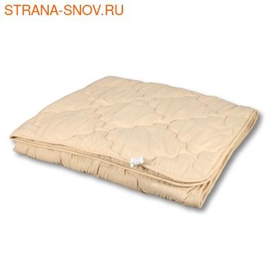 Одеяло овечья шерсть Модерато микрофибра легкое 172х205
