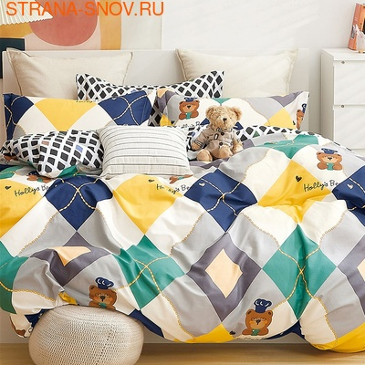 C-61 SailiD детское постельное белье поплин 1,5-спальное
