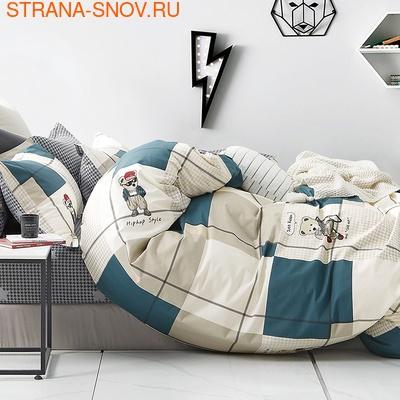 CS-10 Sailid детское постельное белье хлопок твил сатин 1,5-сп (фото)