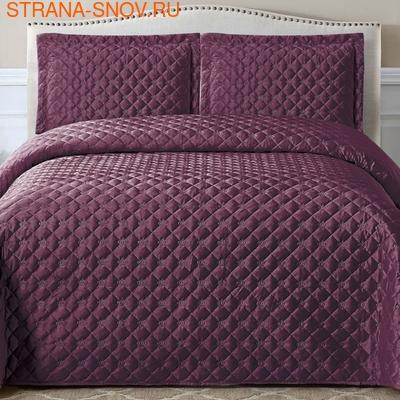 CST05-02 постельное белье страйп сатин однотонный Семейное (фото)