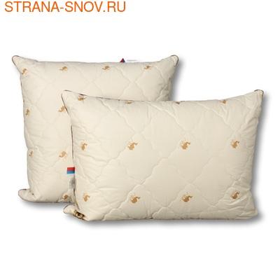 Подушка верблюжья шерсть Сахара SN-Textile 50х68