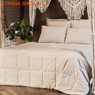 Одеяло стеганое Лён Alvitek всесезонное 172х205