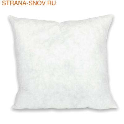 Подушка для декоративной наволочки холфит Спанбонд 50х50 (фото)