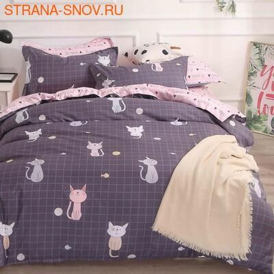 DF05-289-50 постельное белье микросатин Dream Fly семейное (фото)