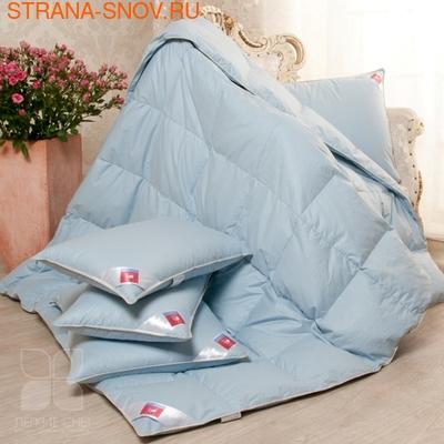 Одеяло гусиный пух кассетное Дольче Экстра Альвитек 140х205 (фото)