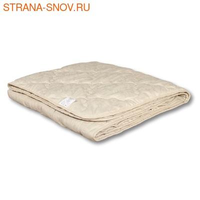 Одеяло стеганое Лён Alvitek Микрофибра легкое 140х205