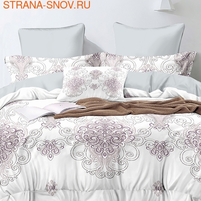 CLA-4-007 Альвитек постельное белье Soft Cotton 2-спальное (фото)
