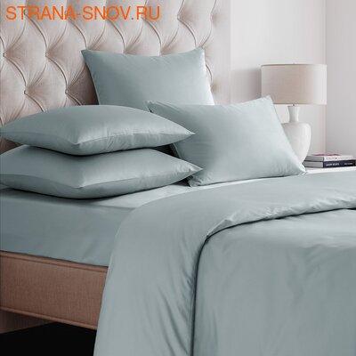L-09 SailiD постельное белье Сатин Однотонный 1,5-спальное (фото)