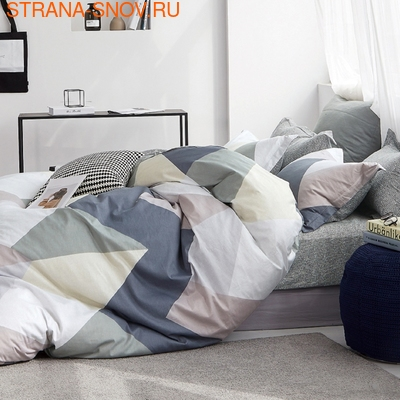 BP-16 SailiD постельное белье хлопок сатин Твил евро (фото)