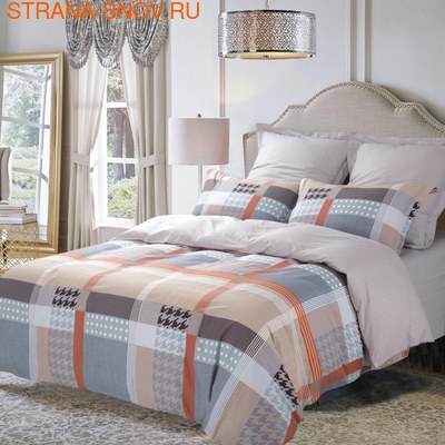 B-004 SailiD постельное белье Сатин 1,5-спальное