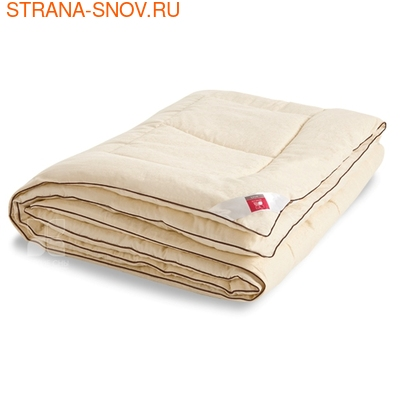 Одеяло козий пух Милана Легкие сны 172х205 теплое (фото)