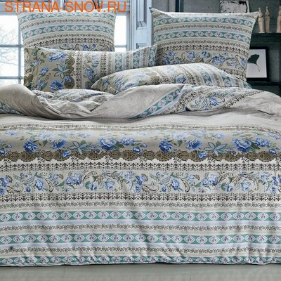 A-166 SailiD постельное белье Поплин 1,5-спальное