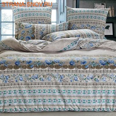A-166 SailiD постельное белье Поплин 1,5-спальное (фото)