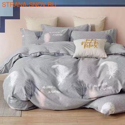 TJ112-11 Tango постельное белье сатин жаккард семейное (фото)