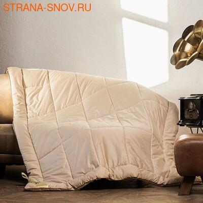 Одеяло верблюжий пух Гоби SN-Textile зимнее 140х205 (фото)