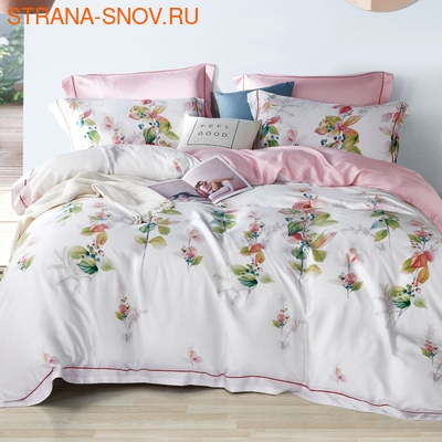TT6-105 Tango постельное белье Тенсел Премиум евро (фото)