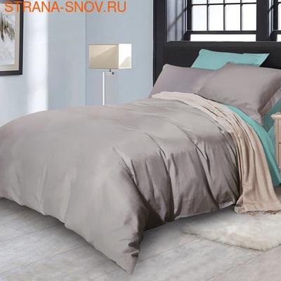 FST05 Tango постельное белье страйп сатин однотонный Семейное (фото)