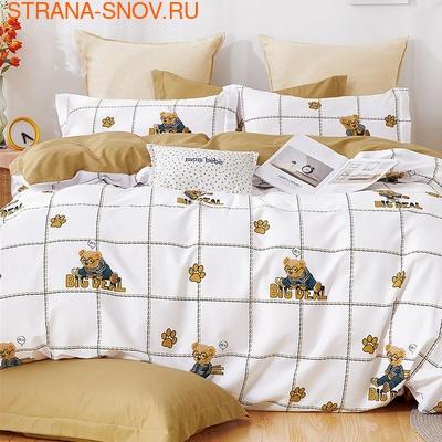 CS-04 Sailid детское постельное белье хлопок твил сатин 1,5-сп (фото)