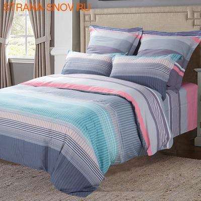 L-12 SailiD постельное белье Сатин Однотонный 1,5-спальное (фото)