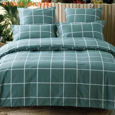 A-194 SailiD постельное белье хлопок поплин семейное (фото)