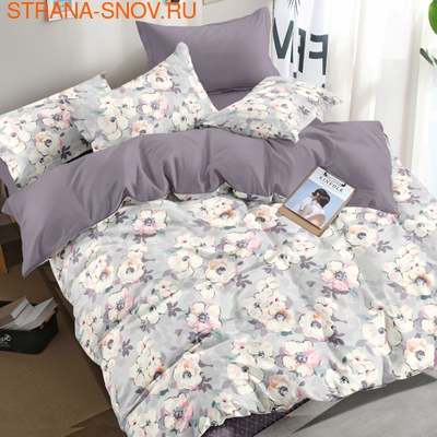 B-009 SailiD постельное белье Сатин Семейное (фото)