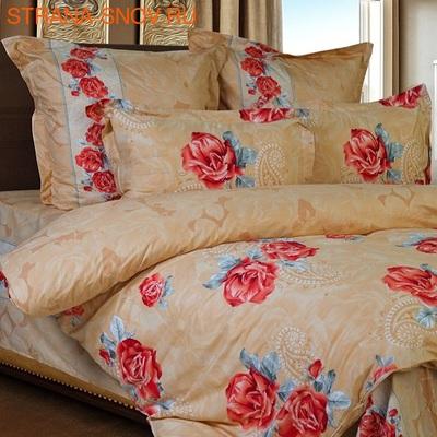 B-073 SailiD постельное белье Сатин 1,5-спальное (фото)