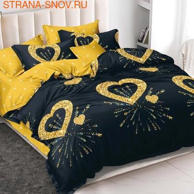 DF01-282 постельное белье микросатин Dream Fly 1,5-спальное (фото)