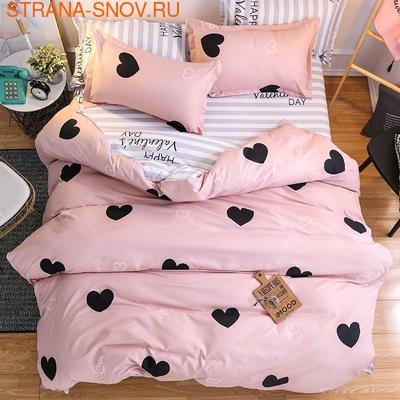 A-063(2) SailiD постельное белье Поплин Семейное (фото)