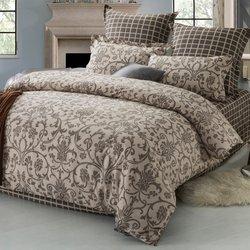 B-073 SailiD постельное белье Сатин 2-спальное