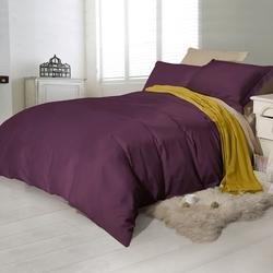 L-04 SailiD постельное белье Сатин Однотонный 2-спальное