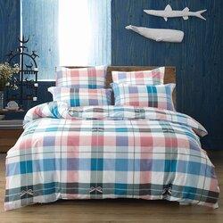 A-058 SailiD постельное белье Поплин 2-спальное