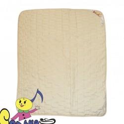 Одеяло детское молочное волокно ЛАСКОВЫЙ ТЕЛЕНОК 110х140 летнее