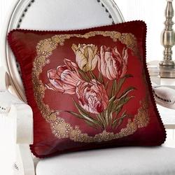 Покрывало хлопковое Коронатекс Шоколад 160х220 коричневое