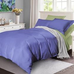 BL-45 SailiD постельное белье хлопок Сатин двухцветный 2сп