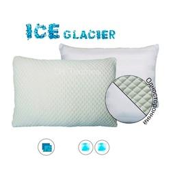 Охлаждающая наволочка ICE GLACIER NORMAL 40х60 односторонняя